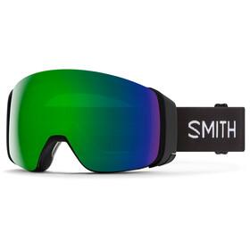 Smith 4D MAG Goggles, zwart